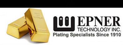 Epner Technology, precious metals plating including Laser
