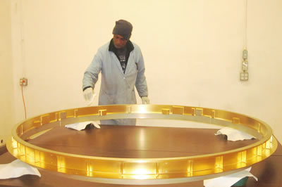 Epner Technology, precious metals plating including Laser Gold