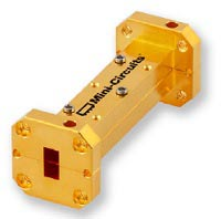 Waveguide Gold Plated