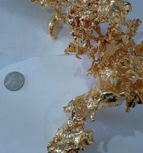 Heavy Gold Deposits