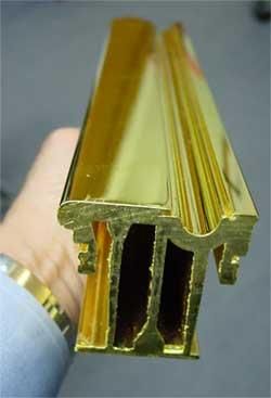 Laser Gold Plating | hard, durable electrochemically